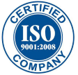 CMC is Certified ISO 9001:2008